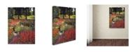 "Trademark Global David Lloyd Glover 'Nature's Dreamscape' Canvas Art - 24"" x 32"""