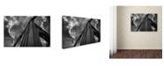 "Trademark Global Jason Shaffer 'Andy Warhol Bridge' Canvas Art - 47"" x 30"""