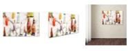 """Trademark Global Jason Shaffer 'High Life' Canvas Art - 19"""" x 12"""""""
