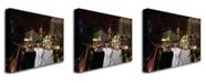 """Trademark Global Jan Davidsz de Heem 'Still Life 1640' Canvas Art - 24"""" x 18"""""""