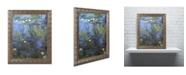 """Trademark Global Monet 'Nympheas 1914-17' Ornate Framed Art - 16"""" x 20"""""""