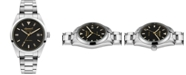 Ingersoll Reliance Automatic with Stainless Steel Case and Bracelet and Black Dial