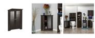 RiverRidge Home RiverRidge Ellsworth Collection 3-Shelf Corner Cabinet