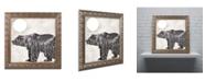 """Trademark Global Color Bakery 'Going Wild VI' Ornate Framed Art - 16"""" x 16"""""""