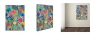 """Trademark Global Carrie Schmitt 'Dreamscape' Canvas Art - 14"""" x 19"""""""