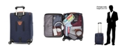 """Travelpro Crew Versapack® 22"""" Max Softside Carry-On Spinner"""