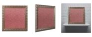 """Trademark Global Color Bakery 'Group 02 B' Ornate Framed Art - 11"""" x 11"""""""