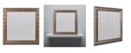 """Trademark Global Color Bakery 'Group 07 B' Ornate Framed Art - 11"""" x 11"""""""