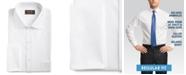 Tasso Elba Men's Classic/Regular Fit Non-Iron Stretch Tonal Diamond French Cuff Dress Shirt, Created for Macy's