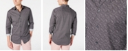 INC International Concepts INC Men's Nolan Slim-Fit Print Shirt, Created for Macy's
