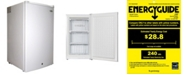 SPT Appliance Inc. SPT 3.0 Cubic feet Upright Freezer with Energy Star - White