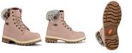 Lugz Women's Empire Hi Fur Classic Memory Foam Fashion Boot