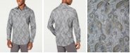 Tasso Elba Men's Loreti Paisley Shirt, Created for Macy's