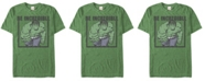 Marvel Men's Comic Collection Classic The Hulk Be Incredible Short Sleeve T-Shirt