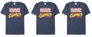 Marvel Men's Comic Collection Kawaii Iron Fist Short Sleeve T-Shirt