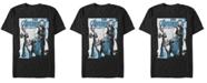 Marvel Men's Avengers Infinity War Fighting Three Poster Short Sleeve T-Shirt