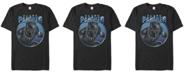 Marvel Men's Comic Collection Black Panther Gaze Short Sleeve T-Shirt