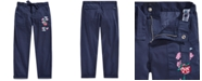 GUESS Big Girls Embroidered Pants