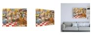 "Trademark Global Trevor Mitchell Open All Hours Canvas Art - 27"" x 33.5"""
