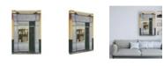 "Trademark Global Philippe Hugonnard Made in Spain Old Shop Facade Canvas Art - 27"" x 33.5"""