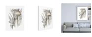 """Trademark Global Ethan Harper Plein Air Interior Study IV Canvas Art - 27"""" x 33.5"""""""