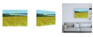 "Trademark Global Paul Baile Crouch Valley Canvas Art - 27"" x 33.5"""