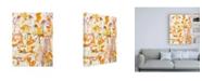 "Trademark Global Per Ander Good Day Sunshine Canvas Art - 15.5"" x 21"""