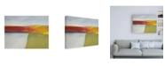 "Trademark Global Skadi Engel Landscape Overflowing Canvas Art - 36.5"" x 48"""