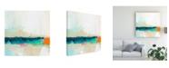 "Trademark Global June Erica Vess Atmospheric VIII Canvas Art - 15"" x 20"""