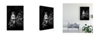 """Trademark Global Juan Luis Duran Just a Look Canvas Art - 37"""" x 49"""""""