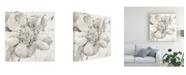 "Trademark Global Lisa Audit Indigold VI Gray Canvas Art - 20"" x 25"""
