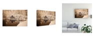 "Trademark Global Monte Nagler Petersen Mill Saugatuck Michigan Canvas Art - 37"" x 49"""