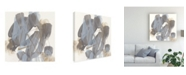 "Trademark Global June Erica Vess Inference IX Canvas Art - 27"" x 33"""