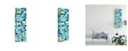 "Trademark Global Rebekah Ewer Snow Day I Canvas Art - 20"" x 25"""