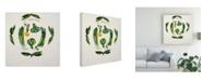 "Trademark Global Patricia A. Reed La Verdura Canvas Art - 15.5"" x 21"""