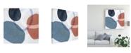 "Trademark Global Emma Scarvey In Orbit I Canvas Art - 15.5"" x 21"""