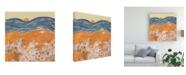 """Trademark Global Melissa Wang Wane II Canvas Art - 15.5"""" x 21"""""""
