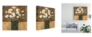 "Trademark Global Judi Bagnato Instant Joy I Canvas Art - 36.5"" x 48"""
