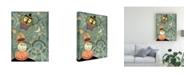 "Trademark Global Viv Eisner Eek VI Canvas Art - 19.5"" x 26"""