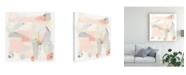 "Trademark Global June Erica Vess Pastel Prism I Canvas Art - 15.5"" x 21"""