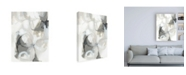"Trademark Global June Erica Vess Cloudbank Sonata II Canvas Art - 36.5"" x 48"""