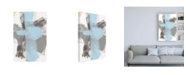 "Trademark Global Regina Moore Kenetic VI Canvas Art - 19.5"" x 26"""