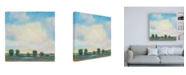 "Trademark Global Tim OToole Summer Sky I Canvas Art - 36.5"" x 48"""