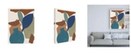 """Trademark Global Melissa Wang Mod Collage III Canvas Art - 36.5"""" x 48"""""""