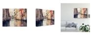 """Trademark Global Sylvia Coomes Venice Bokeh XIV Canvas Art - 20"""" x 25"""""""