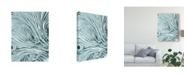 "Trademark Global Naomi Mccavitt Mushroom Gills II Canvas Art - 20"" x 25"""