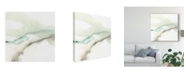 "Trademark Global June Erica Vess Wave Form I Canvas Art - 20"" x 25"""