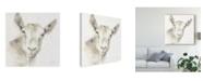 "Trademark Global Lisa Audit Farm Friends I Neutral Canvas Art - 15"" x 20"""