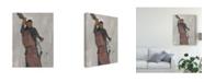 """Trademark Global Samuel Dixon The Man Behind The Bass Canvas Art - 15"""" x 20"""""""
