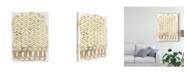 "Trademark Global June Erica Vess Mud Cloth Motif I Canvas Art - 15"" x 20"""